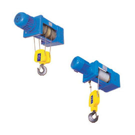 چین Double Girder Low-vibration Foot Mounted Wire Rope Hoists SH Series تامین کننده