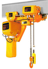 چین Lifting Height 6-8m Low Headroom 3 Ton Electric Chain Hoists EHK­-L Type تامین کننده