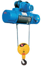 چین 0.5 - 50 Ton Lifting Capacity Electric Portable Crane Hoist For Heavy Duty Industrial تامین کننده