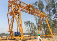 چین OEM Durable And Reliable Travelling Steel Beam launching For Railway Construction کارخانه