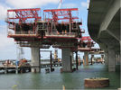 کیفیت خوب Single Girder Overhead Cranes & Rhombus Bridge Builder Custom Form Traveller System Rhombus Form Traveler حراج