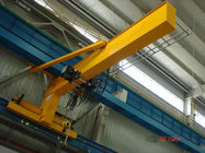 کیفیت خوب Single Girder Overhead Cranes & Festoon Systems Wall Travelling Jib Crane Long Life Jib Boom Crane Motorized Rotation حراج
