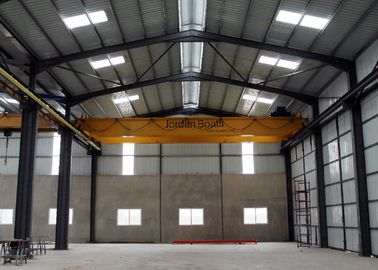 چین QD 16T-22.5m Double Girder Overhead Cranes  for  Factories / Material Stocks/ Workshop توزیع کننده