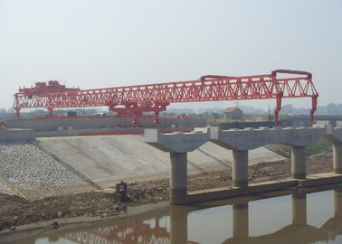 چین JQG280t-55m Beam Launcher gantry crane for highway توزیع کننده