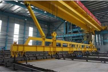 چین PQD Overhead Crane Single Girder Overhead Cranes for PC Pile Factory کارخانه