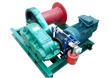 چین Rust Resistance Electric Hoist Winch / Cable Winches With Max. Lifting Load 3.2t توزیع کننده