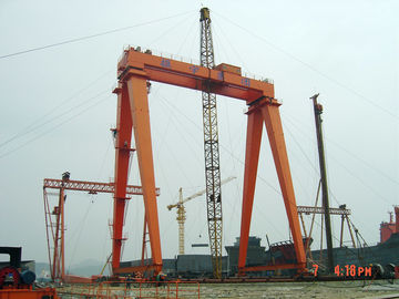 چین OEM Remote Controlling Gantry Shipyard Cranes For Granite Industry توزیع کننده
