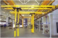 چین Automatic Operated Double Beam Stacker Light Crane Systems توزیع کننده