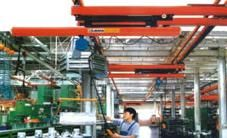 چین Cold-rolled Telescopic Beam Flexible Light Crane Systems توزیع کننده